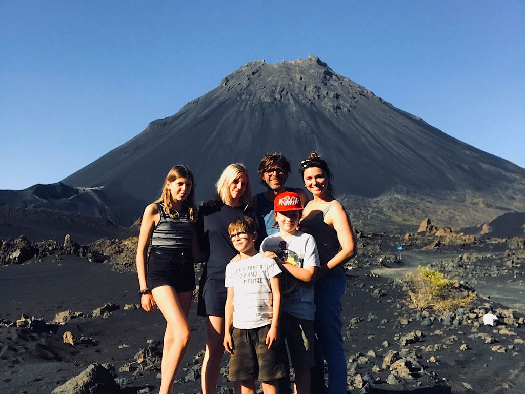 Evi bezoekt de eilanden Santiago & Fogo - Evi Hanssen in Kaapverdië (deel 3)