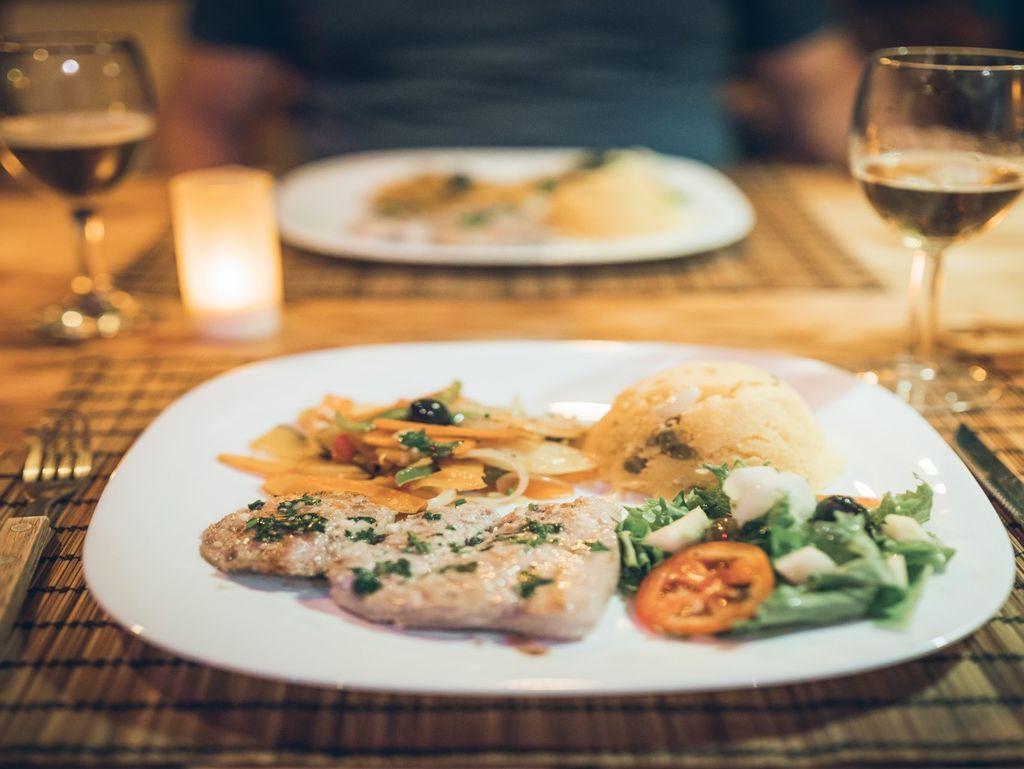 kaapverdiaanse gerechten diner