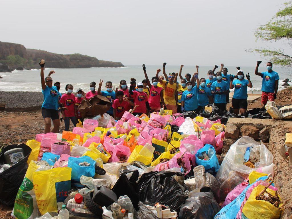 world cleanup day - boa vista