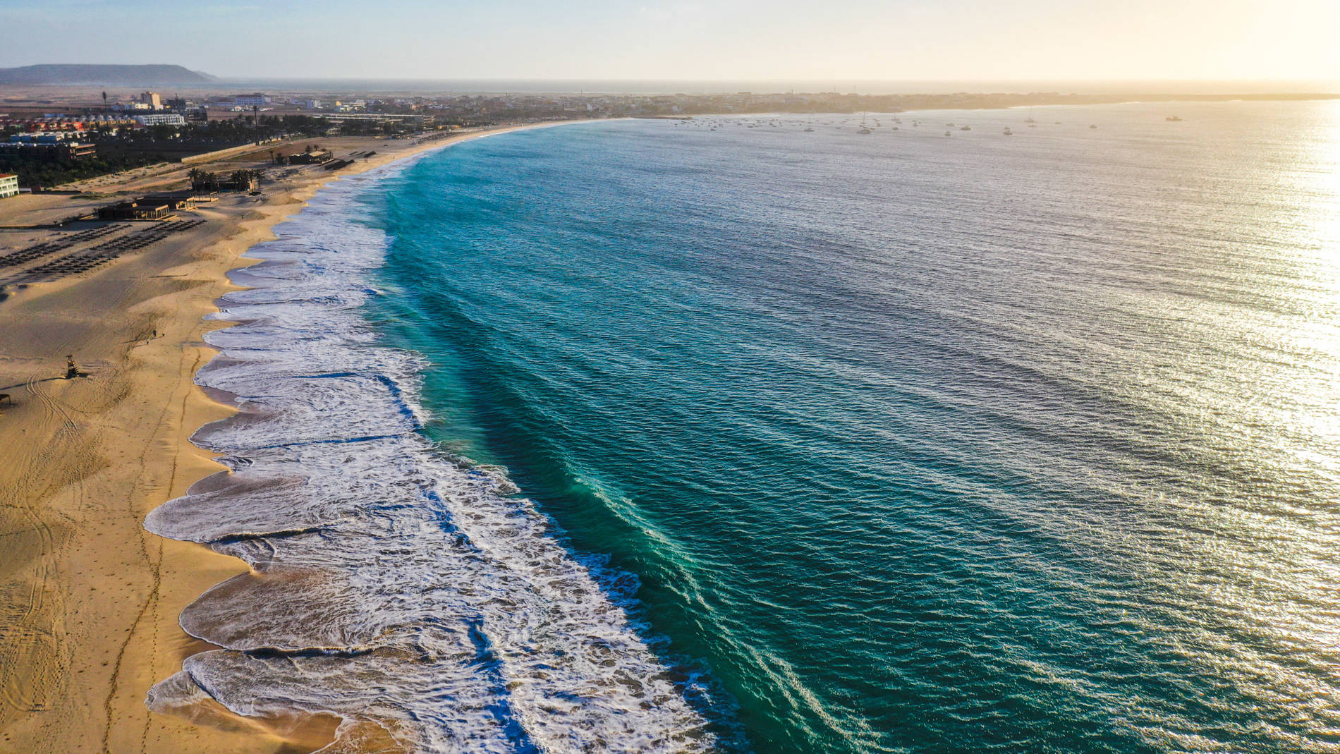 beste surfspots sal