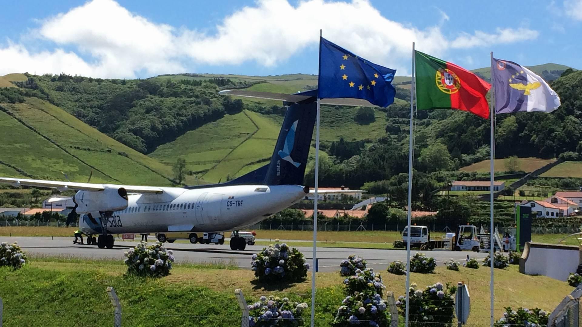 Flores Airport - Santa Cruz das Flores