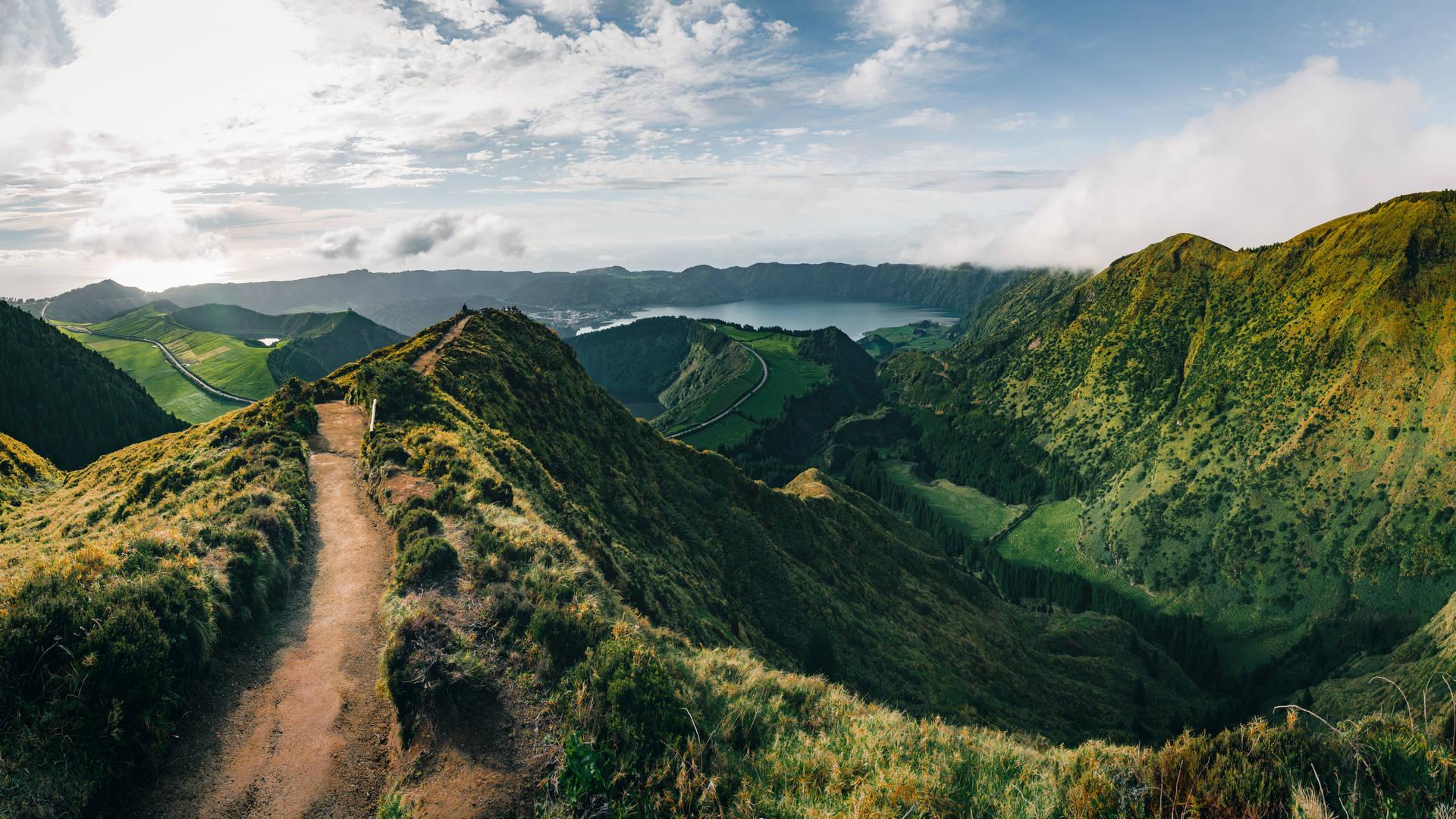 wandelen op de Azoren