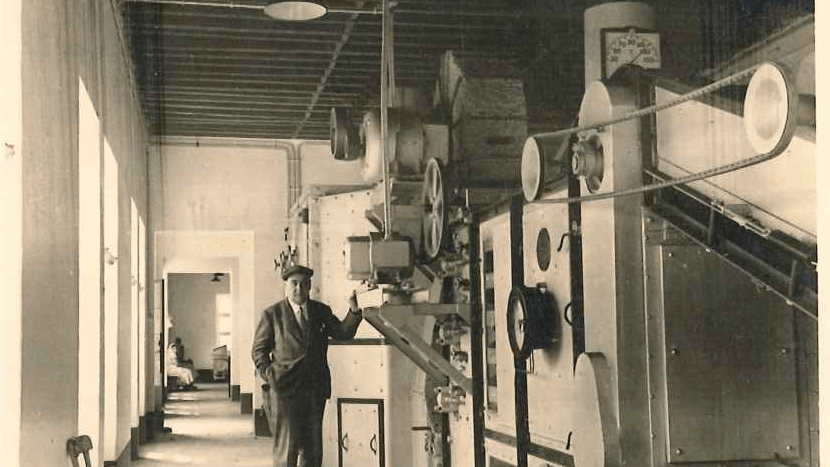 De Cha Gorreana tea factory anno 1883