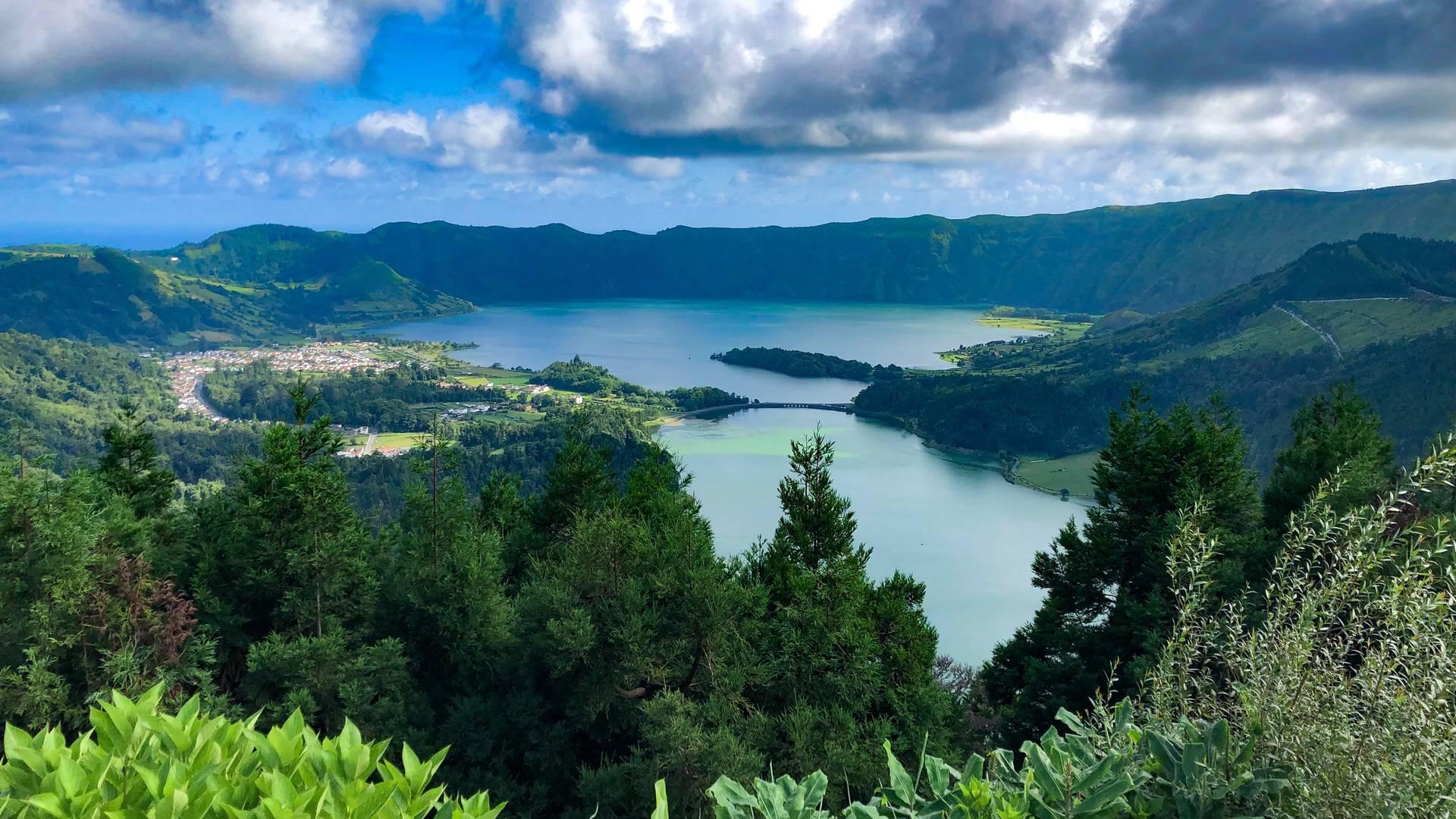 Sete Cidades - de Azoren