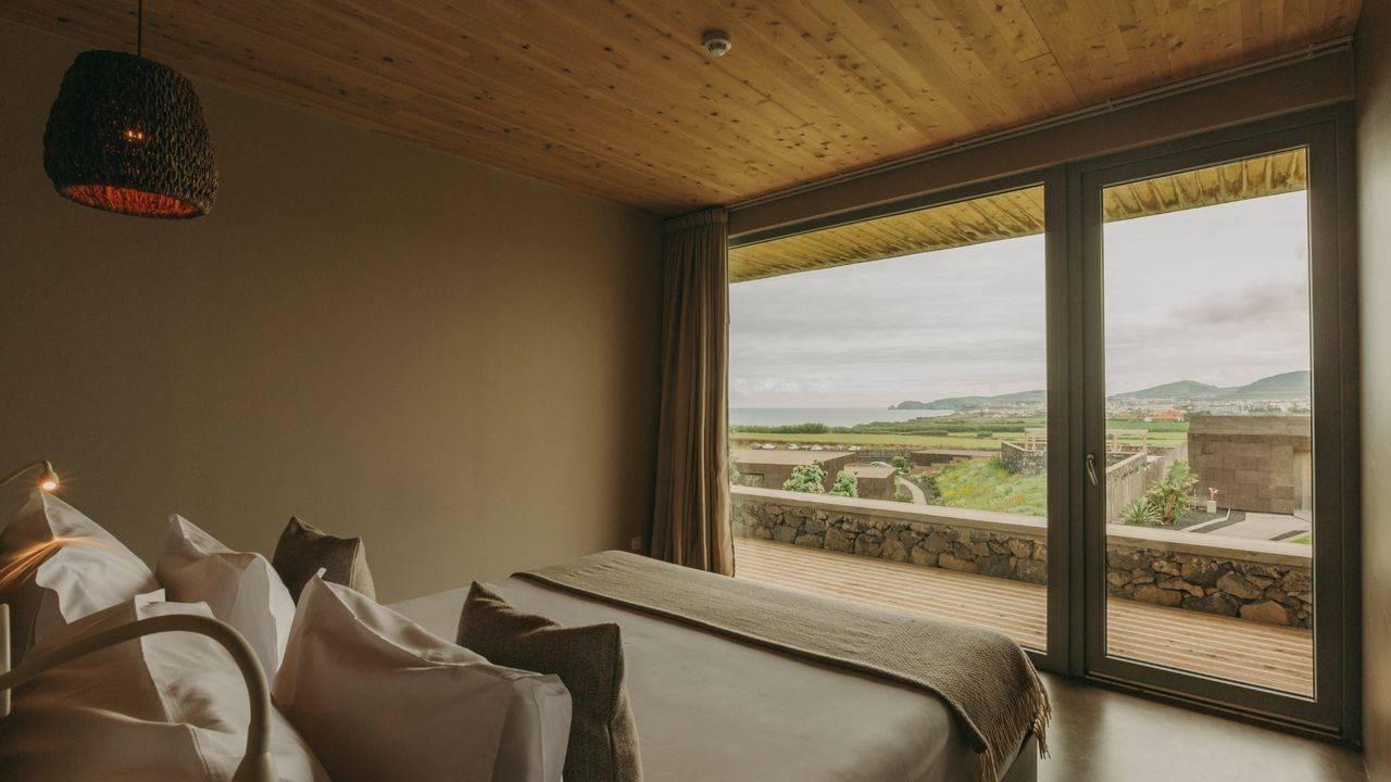 Santa Barbara Eco-Beach Resort - Accommodaties Azoren