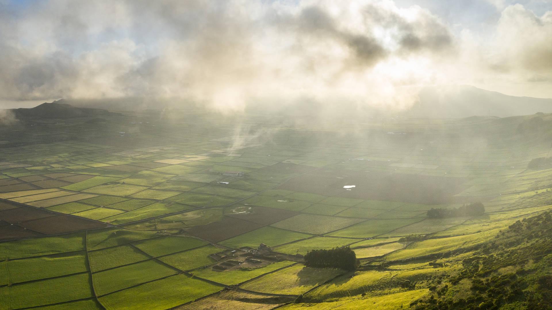 Landschap Terceira