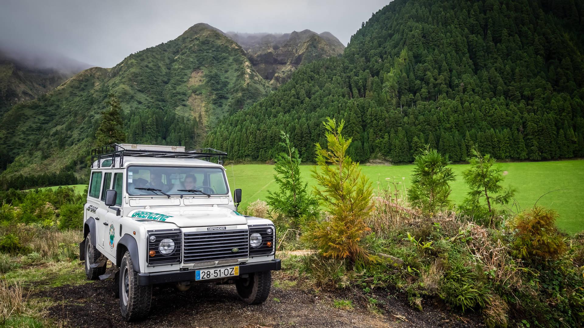 jeepsafari azoren