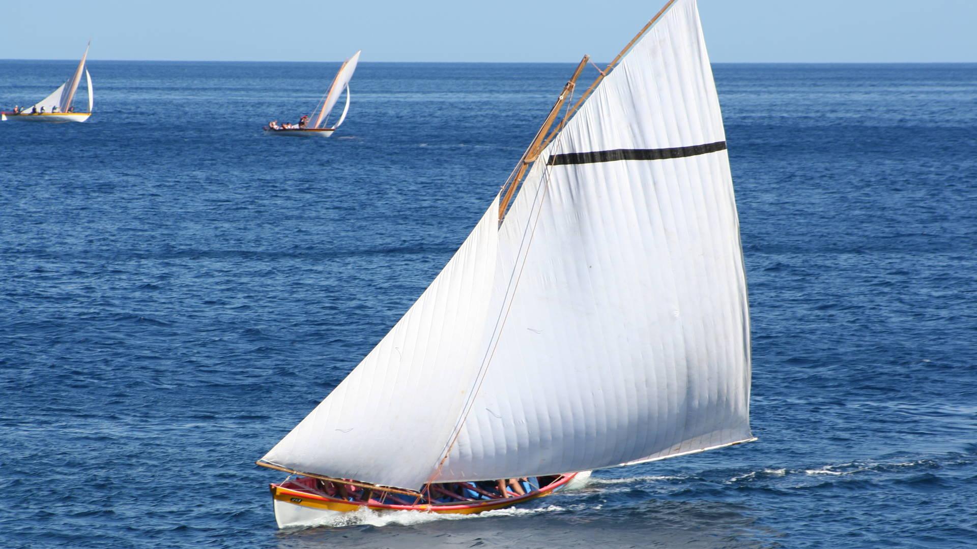 Varen naar de Ilhas Desertas