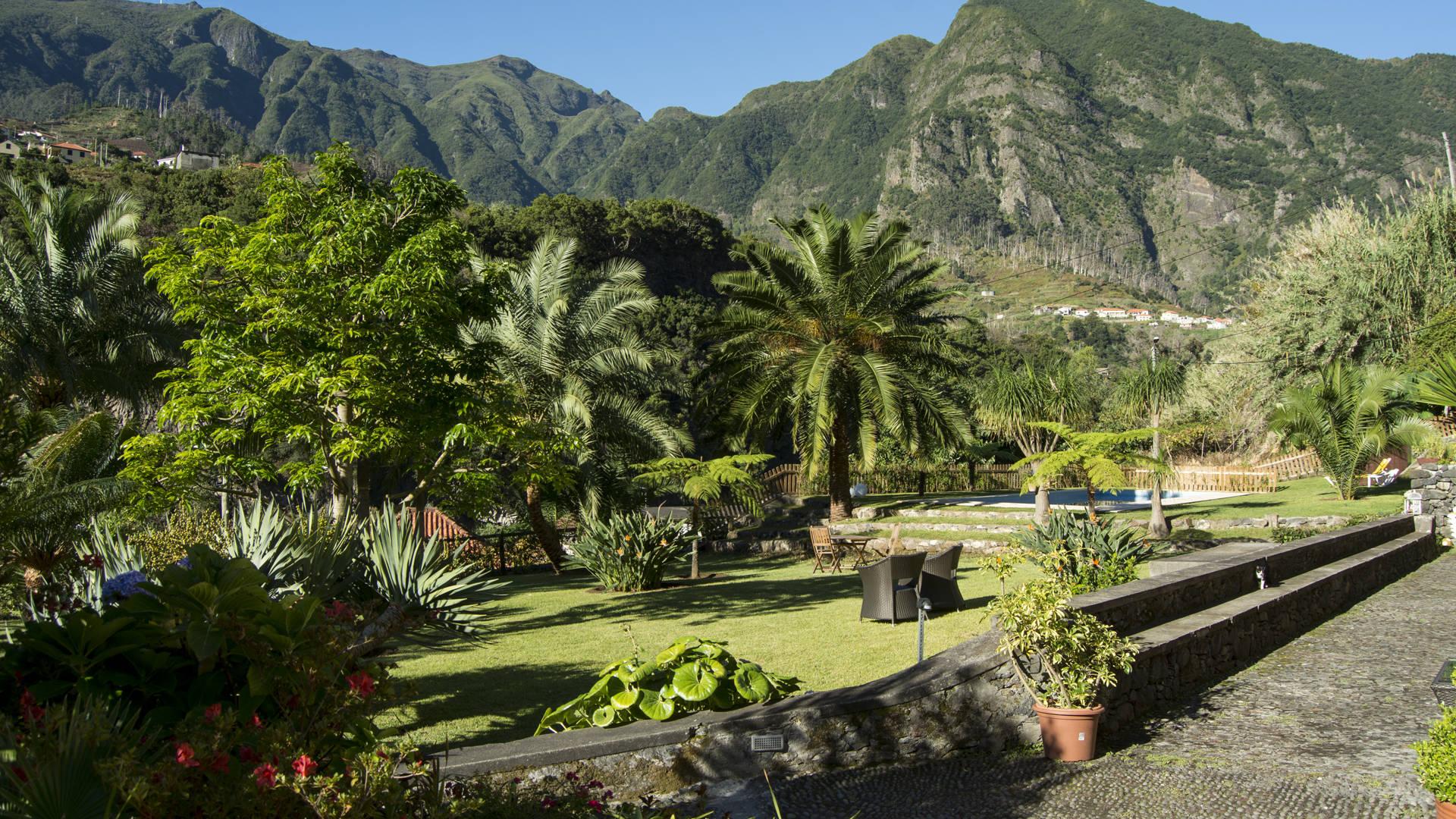 Casa tussen de bergen