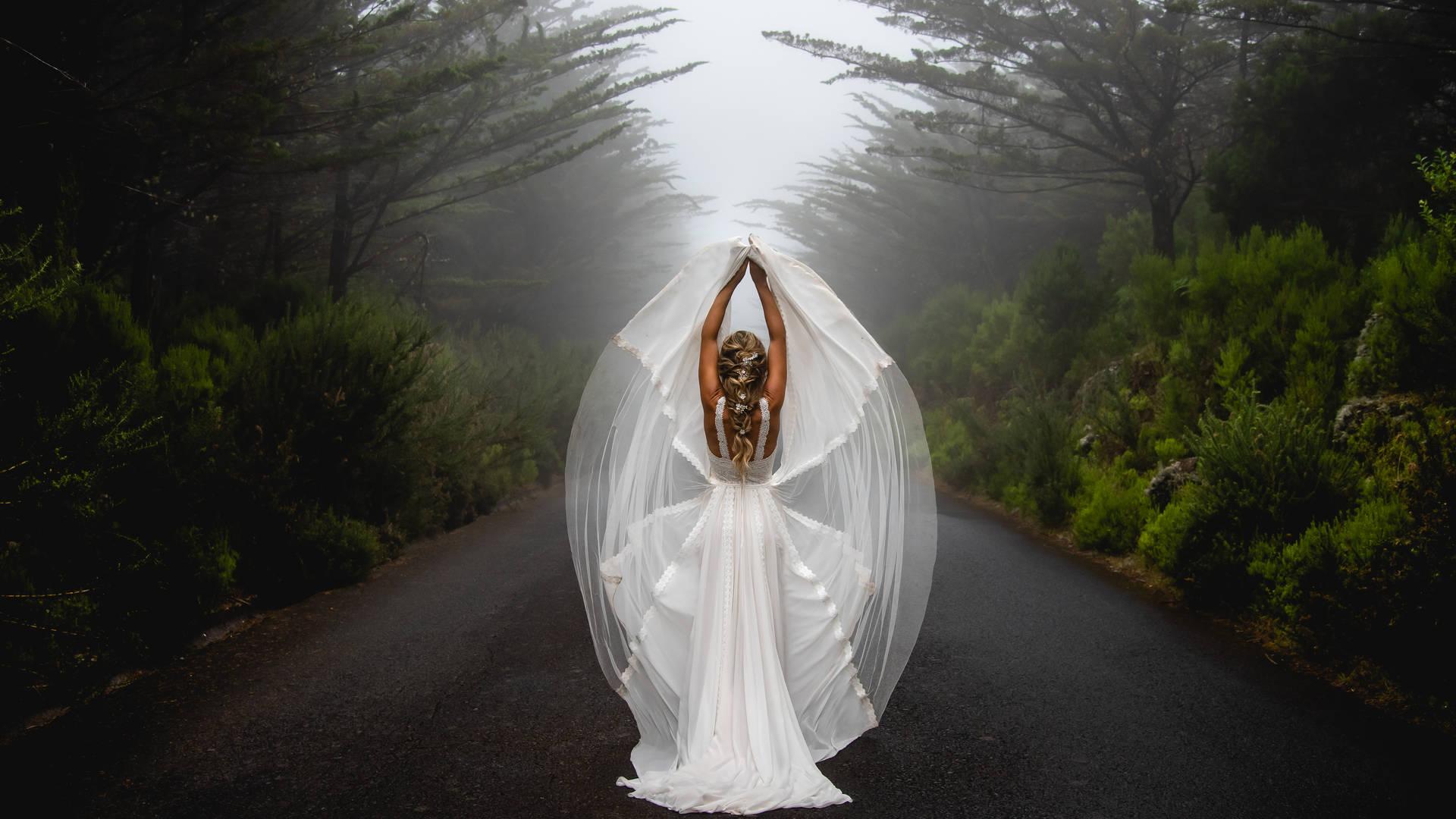 Huwelijksfoto Madeira