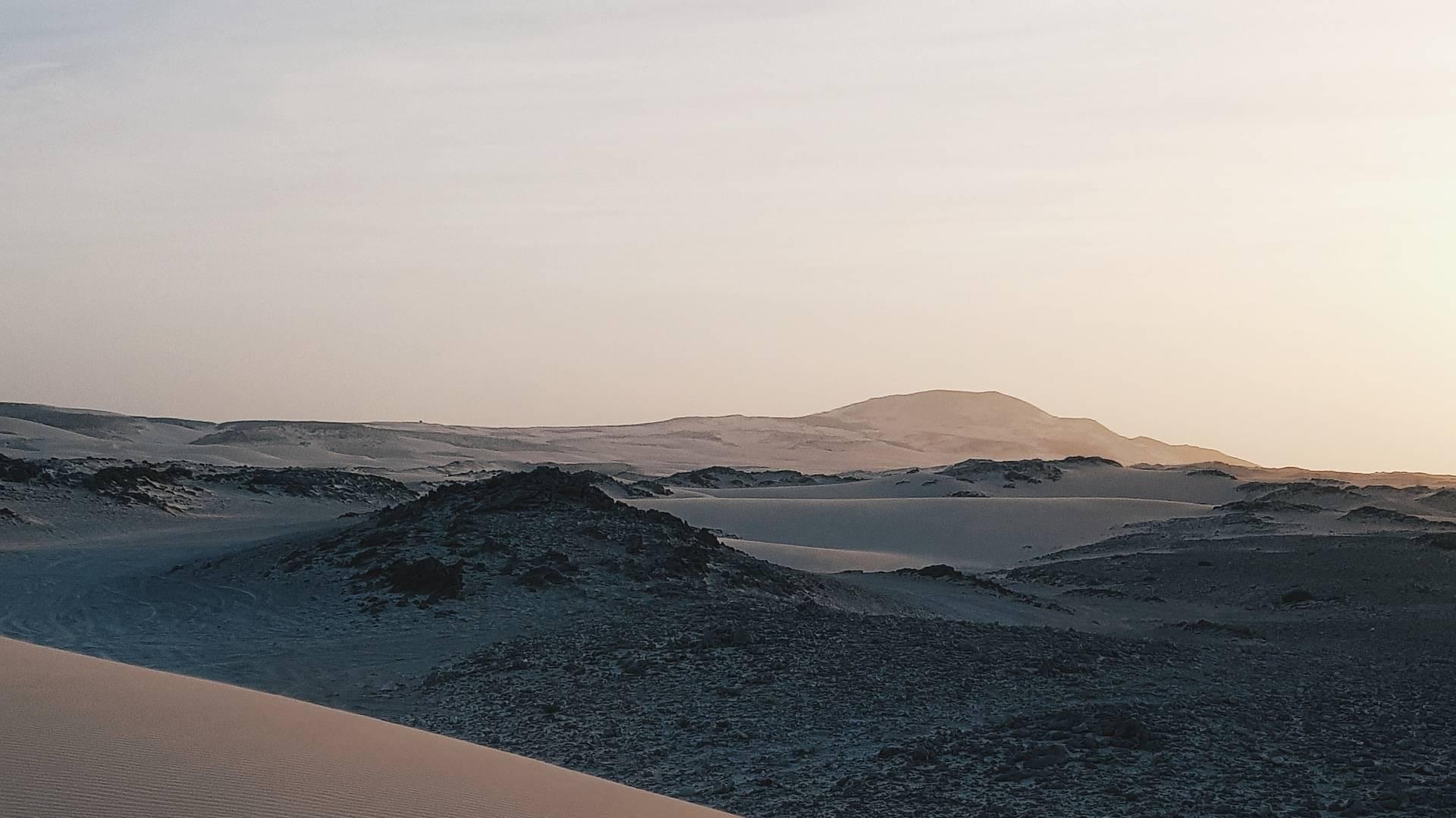 Weer in Kaapverdië Woestijn