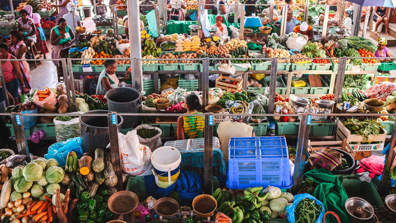 ultiem Kaapverdie markt cultuur