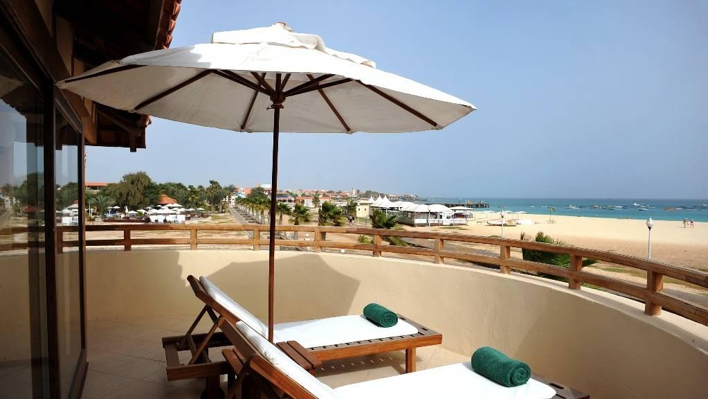 Accommodaties in Kaapverdië - Strandhotel