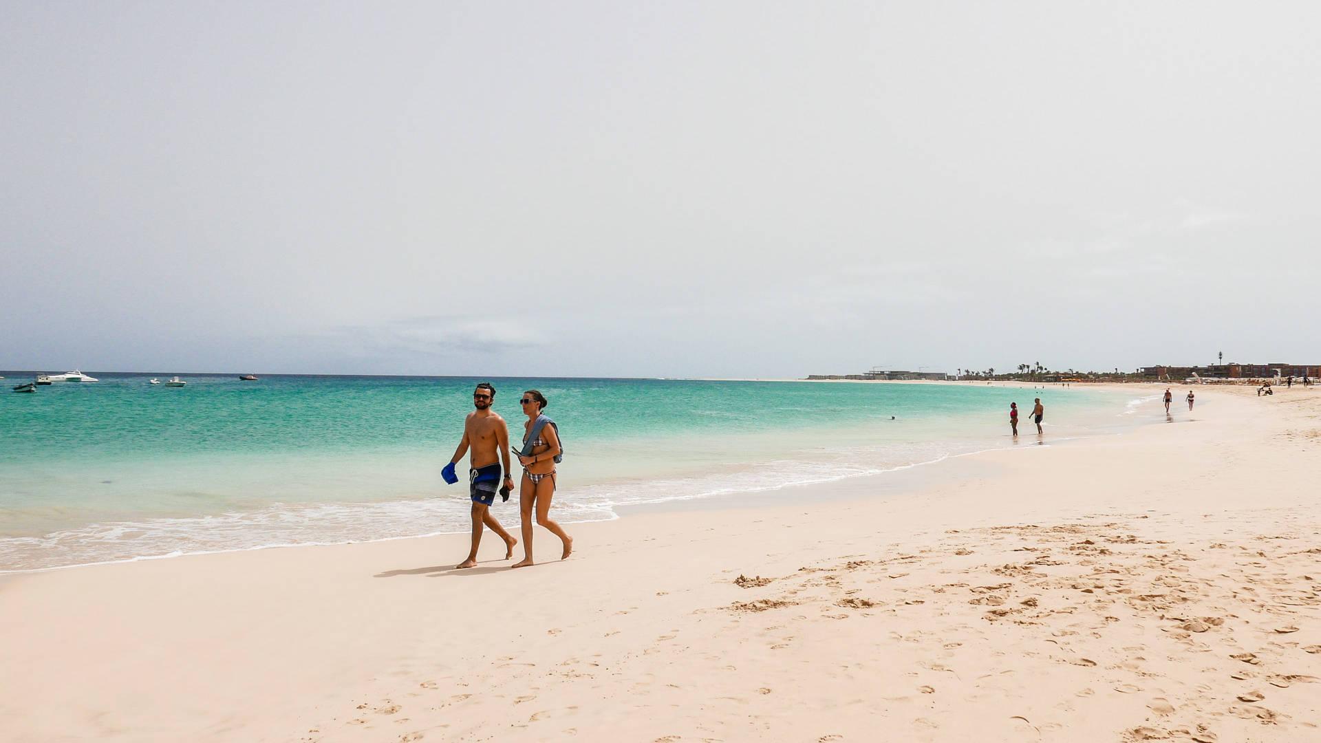 kaapverdie sal santa maria mooiste vakantie eilanden
