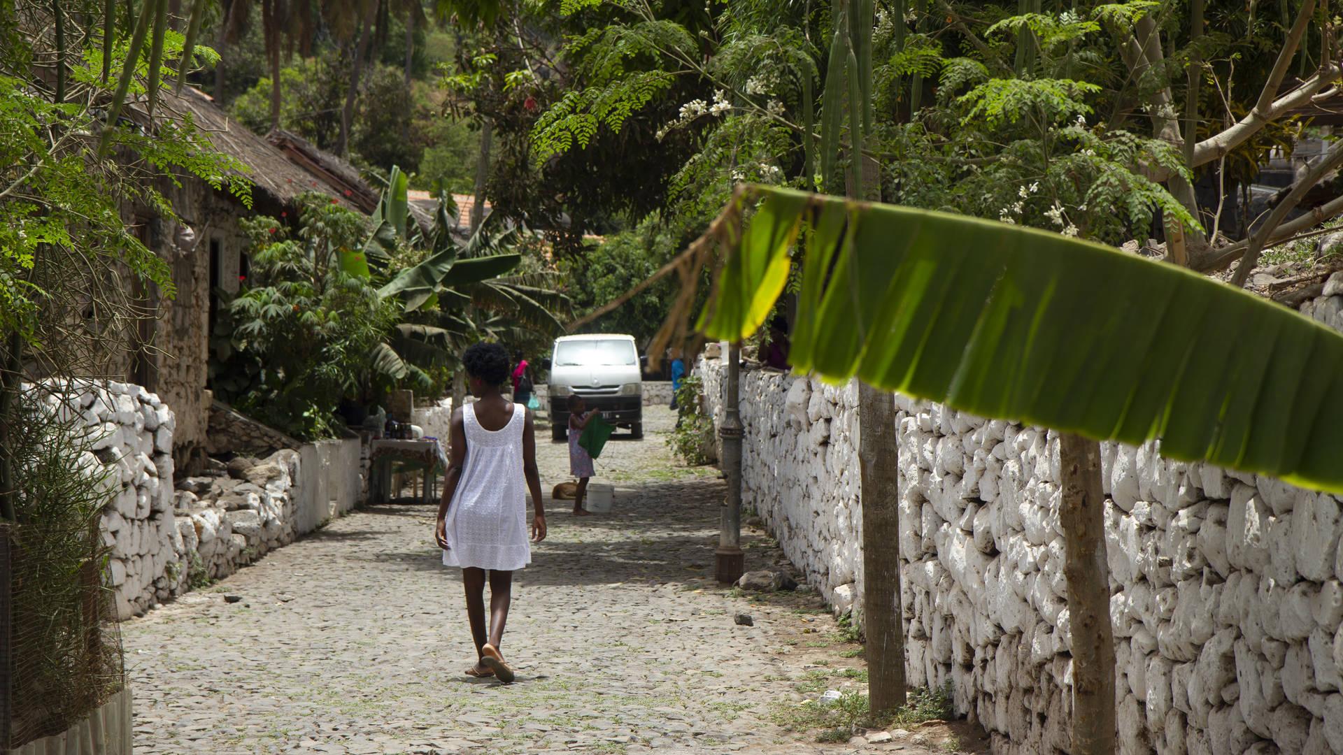 rue de banana cidade velha