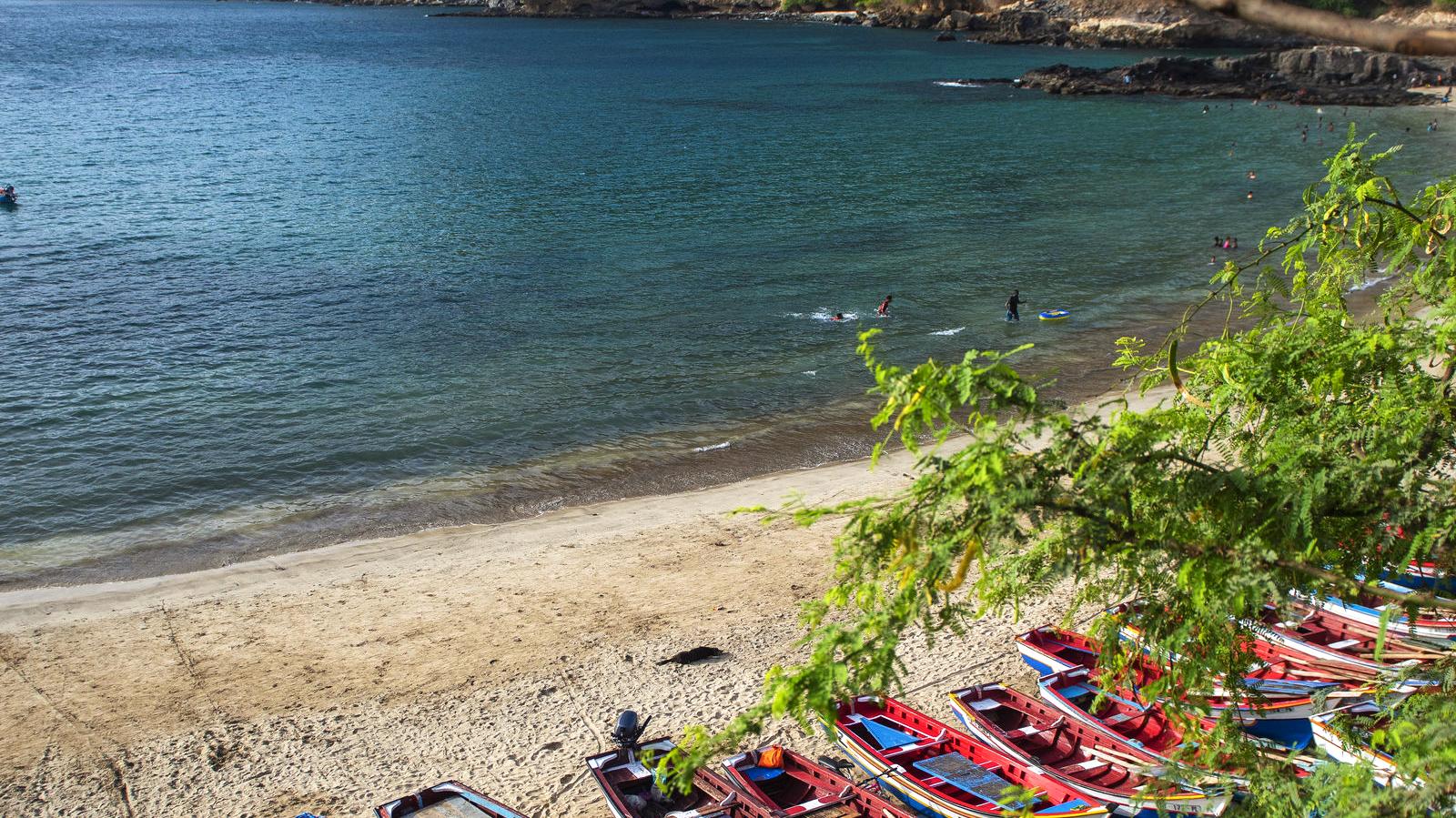 mooiste vakantie eilanden Santiago Kaapverdie Tarrafal