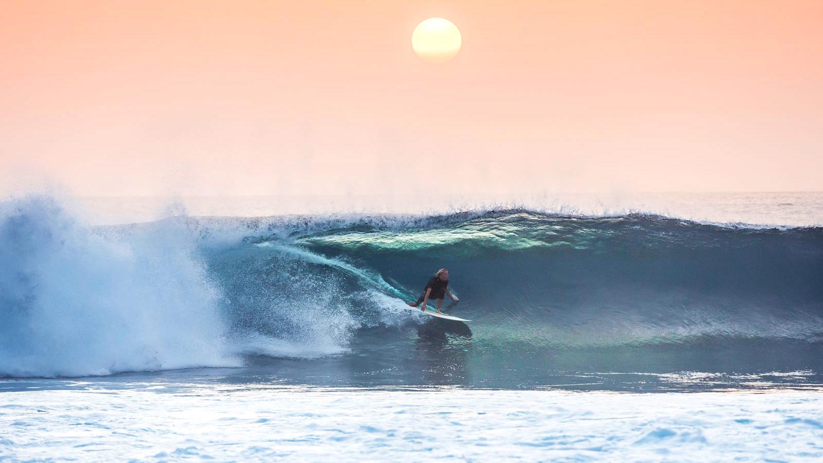 Surfen Kaapverdië