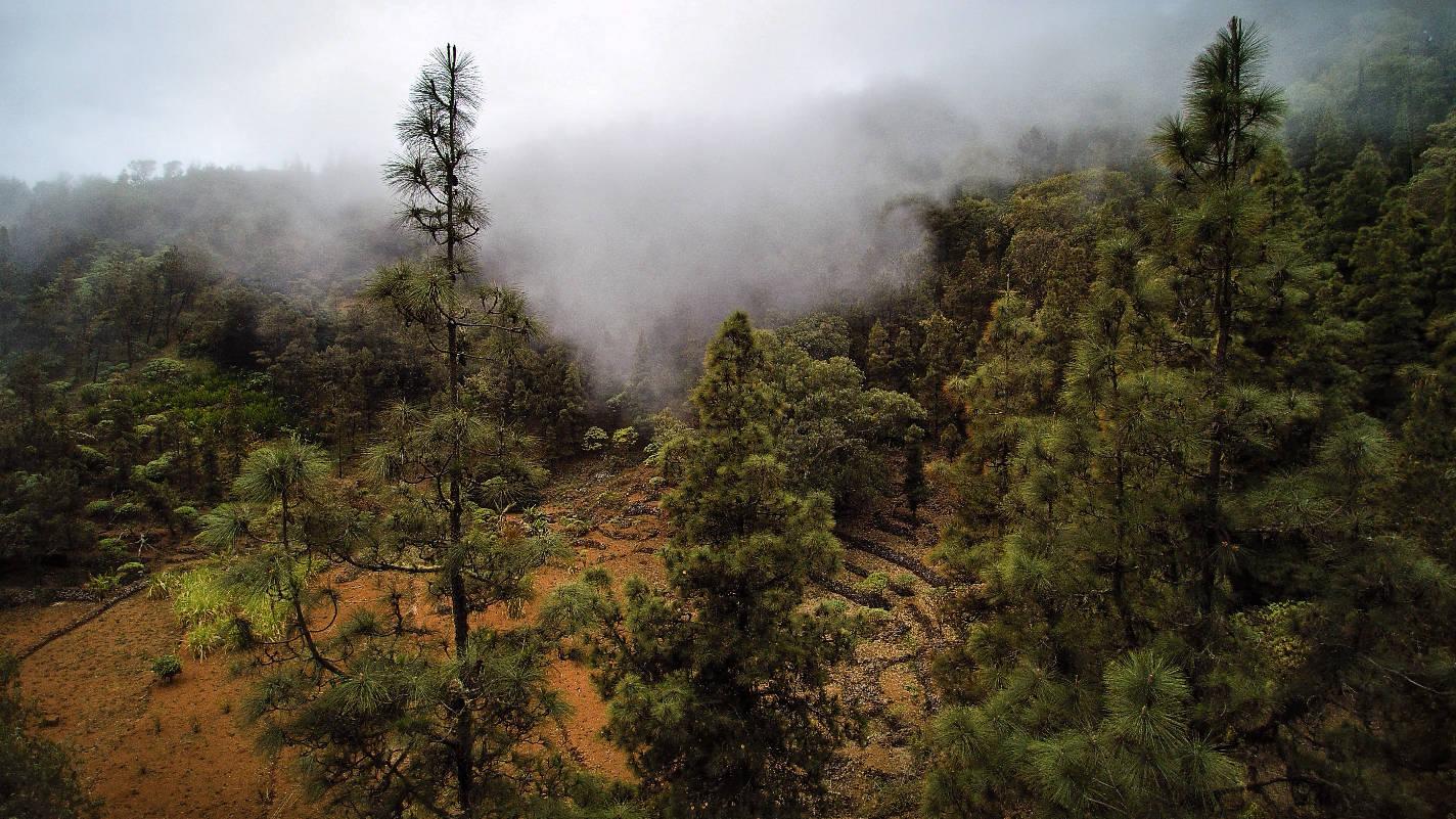 Landschap Sao Nicolau
