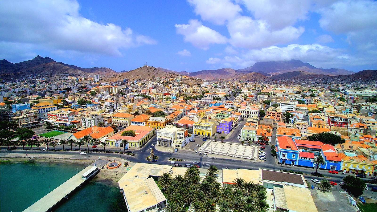 Bezienswaardigheden in Mindelo Kaapverdië haven