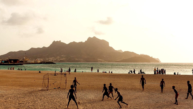 Sao Vicente Strand