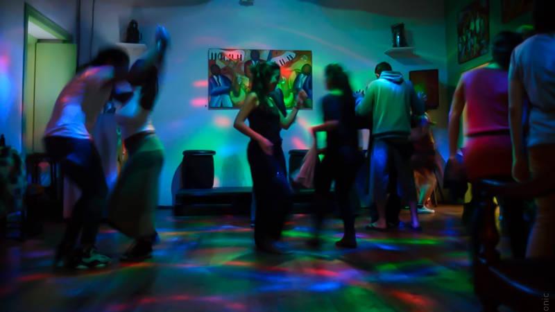 kizomba dans
