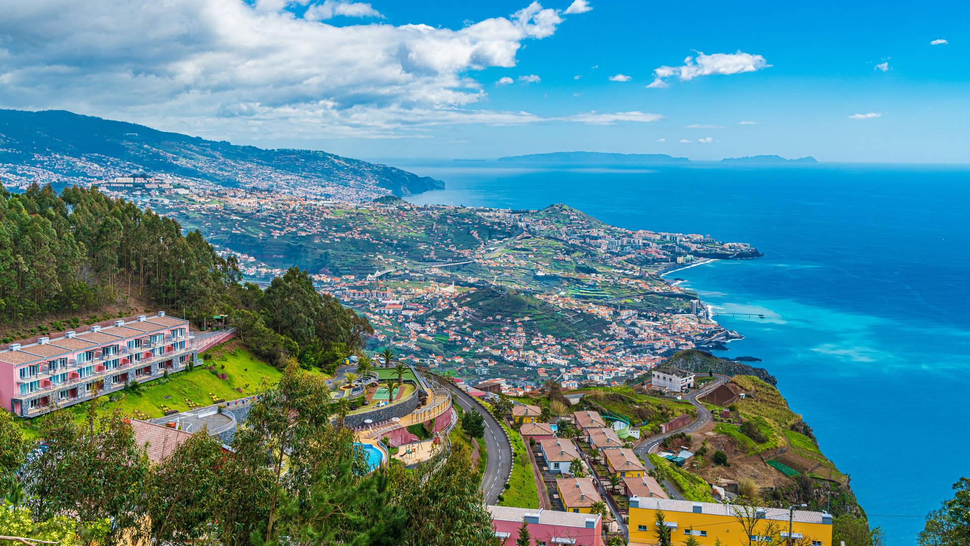 Waar ligt Madeira