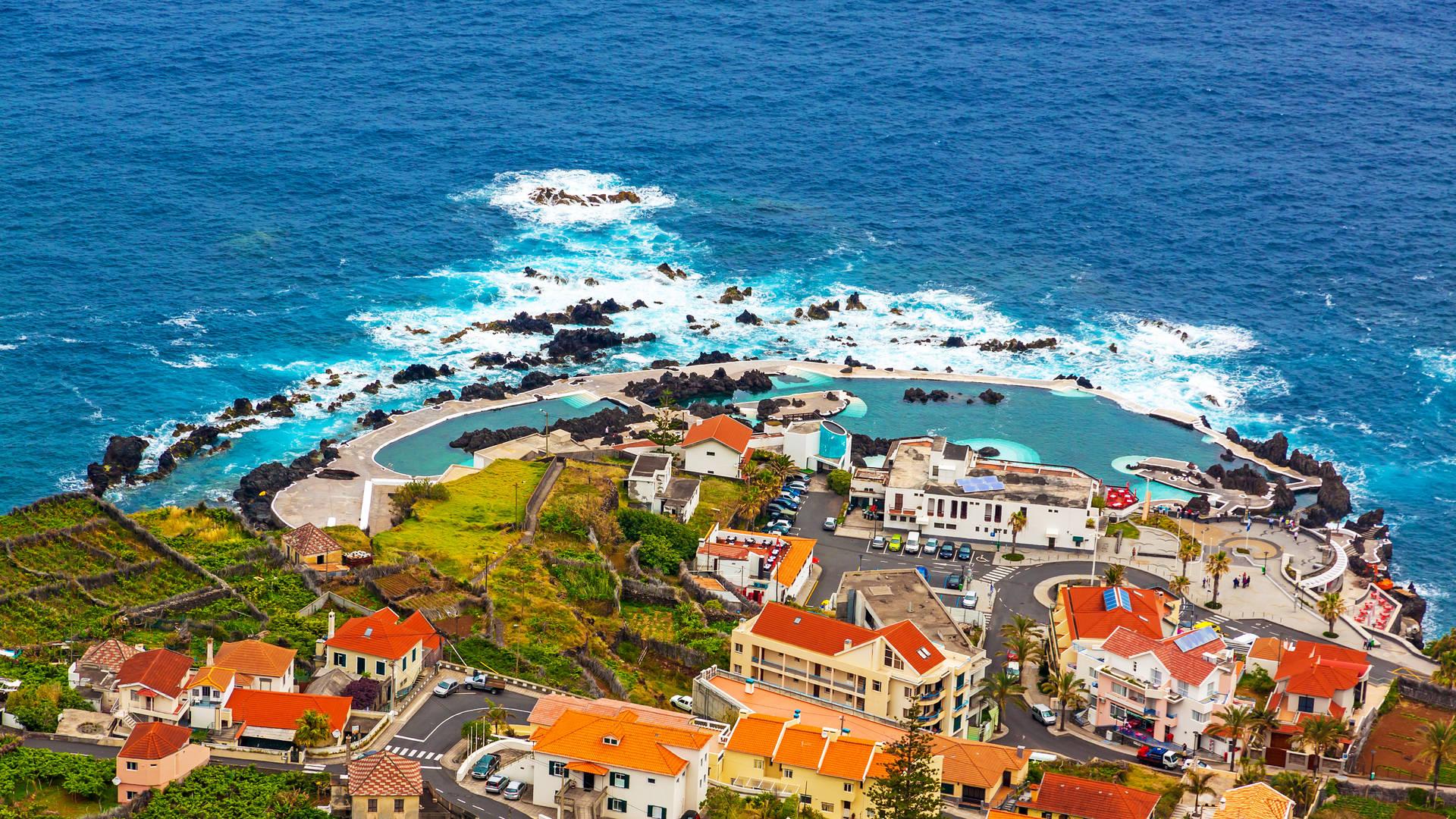 kustlijn Madeira