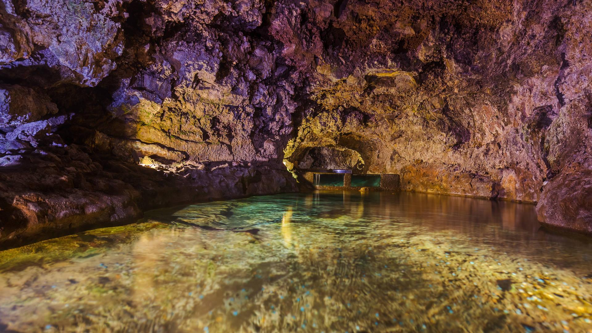 het ondergrondse meer